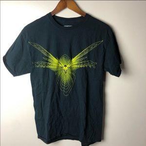 Marvel Lootwear The Wasp Short Sleeve Tee Shirt M